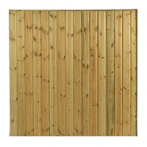 Ship Lap Deluxe Fencing Panel | Garden Fence Panels